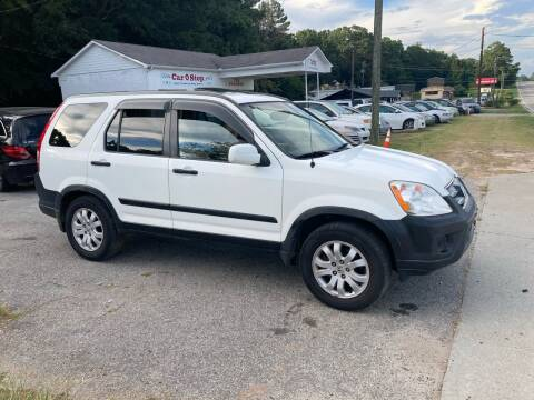 2006 Honda CR-V for sale at CAR STOP INC in Duluth GA