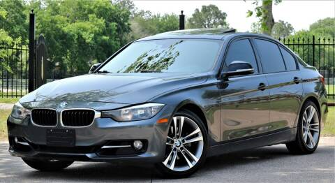 2013 BMW 3 Series for sale at Texas Auto Corporation in Houston TX