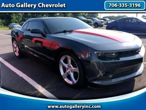 2015 Chevrolet Camaro for sale at Auto Gallery Chevrolet in Commerce GA