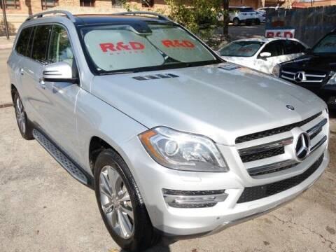 2015 Mercedes-Benz GL-Class for sale at R & D Motors in Austin TX