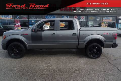 2013 Ford F-150 for sale at Ford Road Motor Sales in Dearborn MI