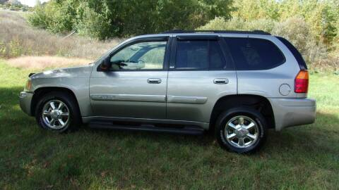 2002 GMC Envoy for sale at North Star Auto Mall in Isanti MN