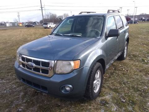 2010 Ford Escape for sale at Heartbeat Used Cars & Trucks in Harrison Twp MI