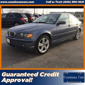 2005 BMW 3 Series for sale at CousineauCars.com in Appleton WI