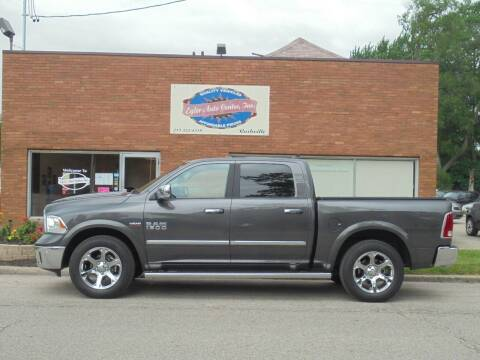 2018 RAM Ram Pickup 1500 for sale at Eyler Auto Center Inc. in Rushville IL