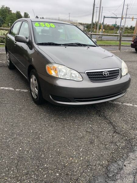 2008 Toyota Corolla for sale at Cool Breeze Auto in Breinigsville PA