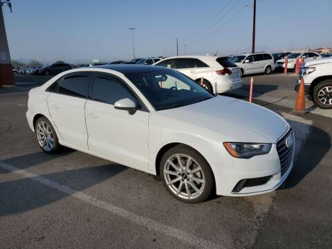 2015 Audi A3 for sale at A.I. Monroe Auto Sales in Bountiful UT