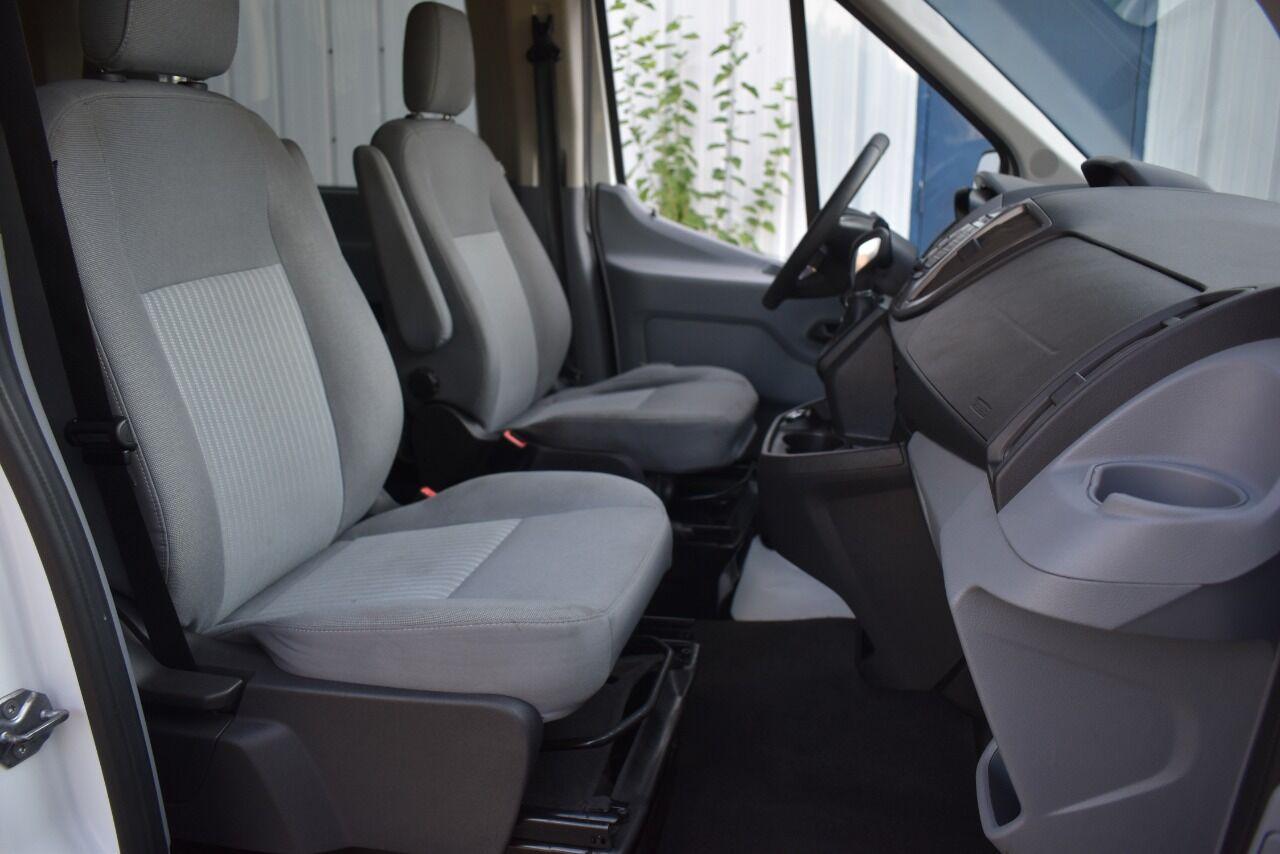 2018 Ford Transit Passenger 350 XLT 3dr LWB Medium Roof Passenger Van w/Sliding Side Door full