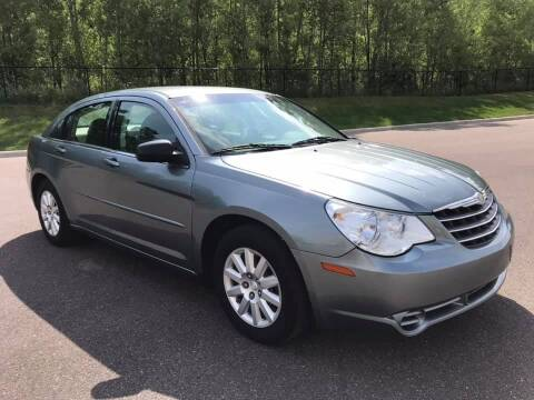 2008 Chrysler Sebring for sale at Angies Auto Sales LLC in Newport MN