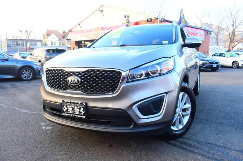 2018 Kia Sorento for sale at Foreign Auto Imports in Irvington NJ