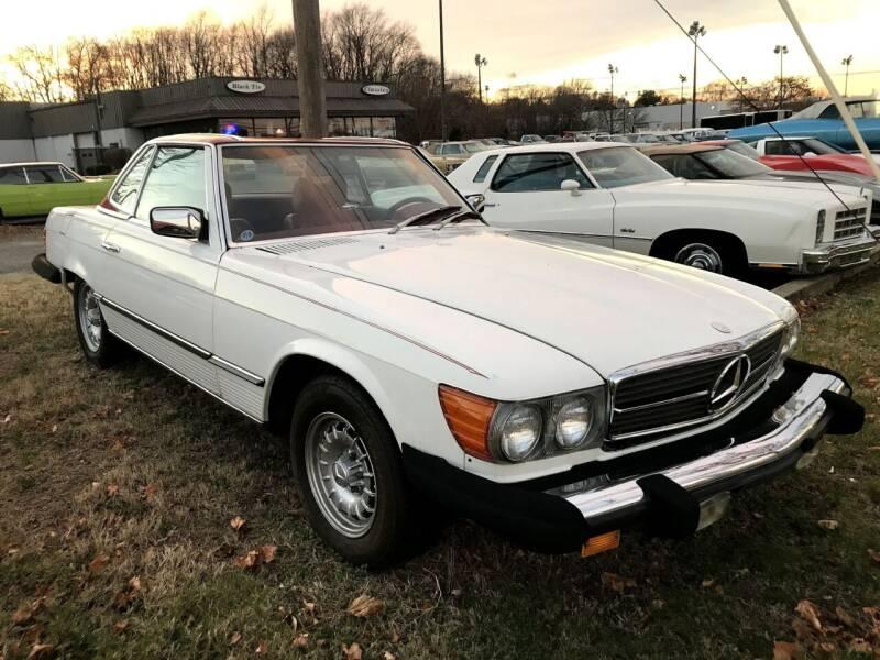 1978 Mercedes-Benz 450 SL for sale in Stratford, NJ