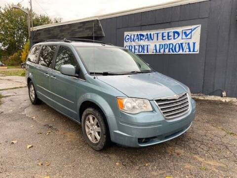 2010 Chrysler Town and Country for sale at Heely's Autos in Lexington MI