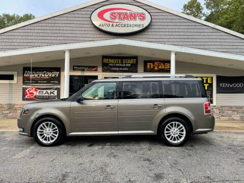 2013 Ford Flex for sale at Stans Auto Sales in Wayland MI