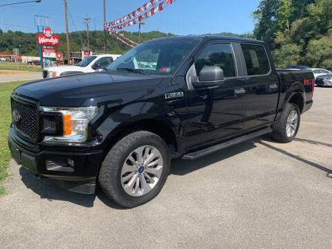 2018 Ford F-150 for sale at Turner's Inc in Weston WV