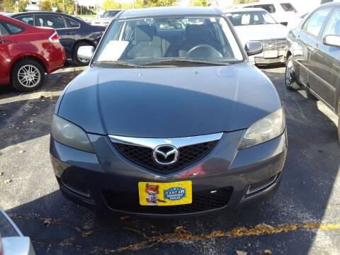 2008 Mazda MAZDA3 for sale at Carson's Cars in Milwaukee WI