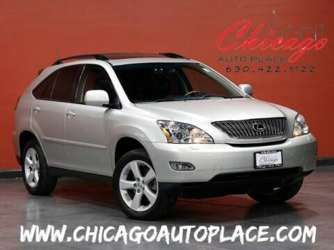 2007 Lexus RX 350 for sale at Chicago Auto Place in Bensenville IL