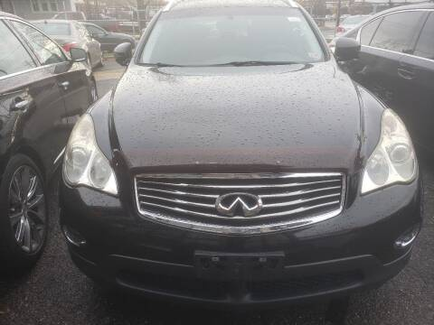 2008 Infiniti EX35 for sale at Jimmys Auto INC in Washington DC