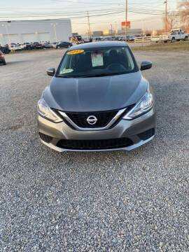 2017 Nissan Sentra for sale at Wallers Auto Sales LLC in Dover OH