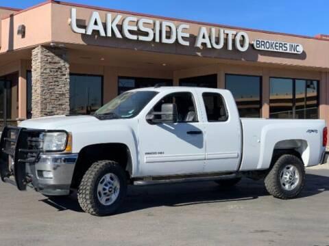 2011 Chevrolet Silverado 2500HD for sale at Lakeside Auto Brokers in Colorado Springs CO