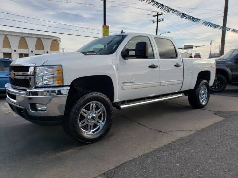 2011 Chevrolet Silverado 2500HD for sale at Messick's Auto Sales in Salisbury MD