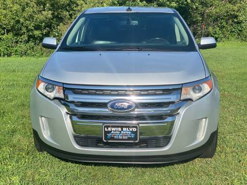 2011 Ford Edge for sale at Lewis Blvd Auto Sales in Sioux City IA
