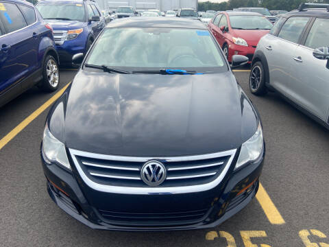 2010 Volkswagen CC for sale at Advantage Auto Brokers in Hasbrouck Heights NJ