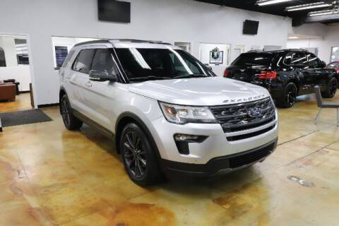 2018 Ford Explorer for sale at RPT SALES & LEASING in Orlando FL