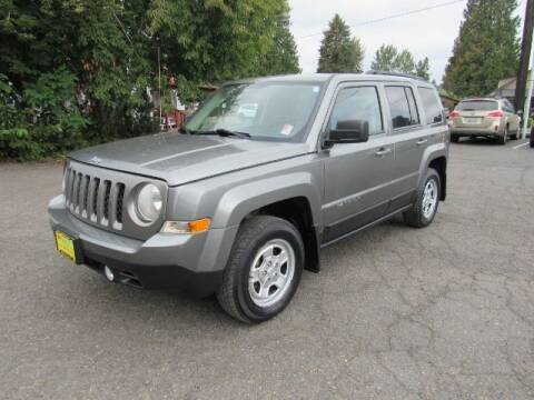 2013 Jeep Patriot for sale at Triple C Auto Brokers in Washougal WA