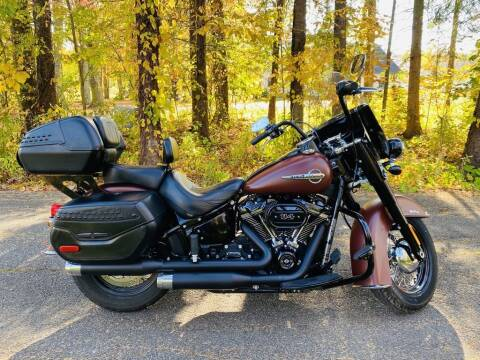 2018 Harley-Davidson® FLHCS - Softail® Heritage for sale at Street Track n Trail in Conneaut Lake PA
