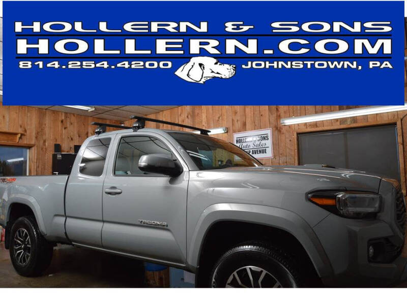 2020 Toyota Tacoma for sale at Hollern & Sons Auto Sales in Johnstown PA