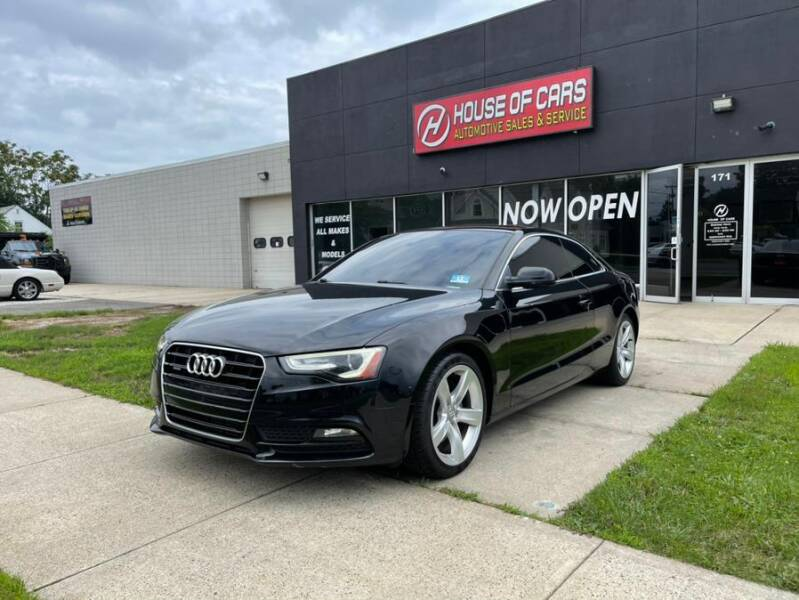 2015 Audi A5 for sale at HOUSE OF CARS CT in Meriden CT