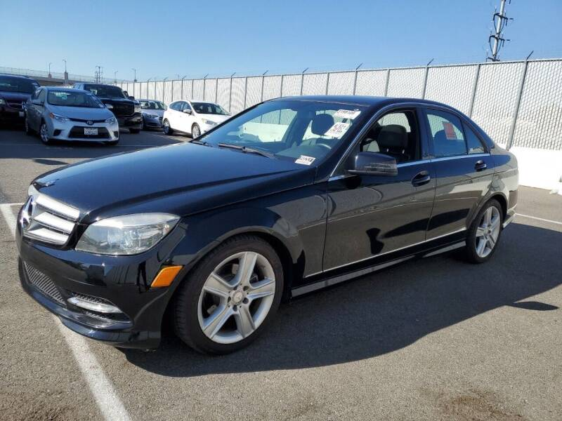 2011 Mercedes-Benz C-Class for sale at Best Quality Auto Sales in Sun Valley CA