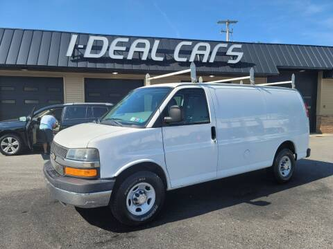 2010 Chevrolet Express Cargo for sale at I-Deal Cars in Harrisburg PA