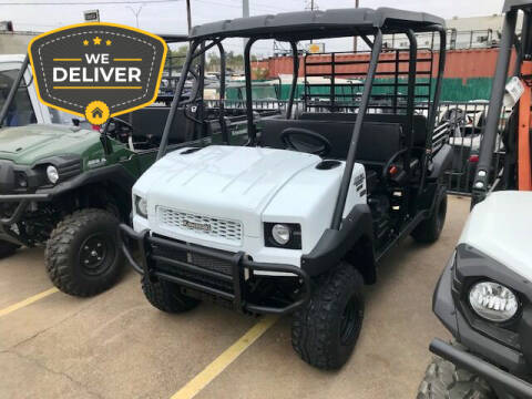 2021 Kawasaki 4010 Trans 4x4 Gas FE for sale at METRO GOLF CARS INC in Fort Worth TX