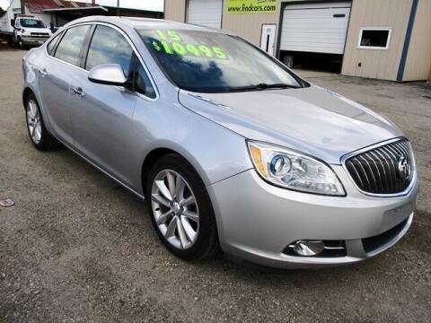 2015 Buick Verano for sale at Northeast Iowa Auto Sales in Hazleton IA