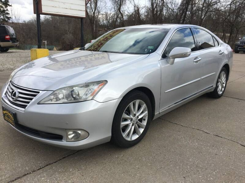 2011 Lexus ES 350 for sale at Town and Country Auto Sales in Jefferson City MO