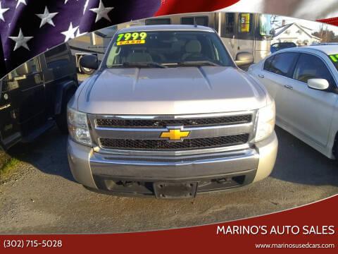 2008 Chevrolet Silverado 1500 for sale at Marino's Auto Sales in Laurel DE