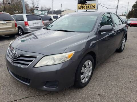 2010 Toyota Camry for sale at Kellis Auto Sales in Columbus OH