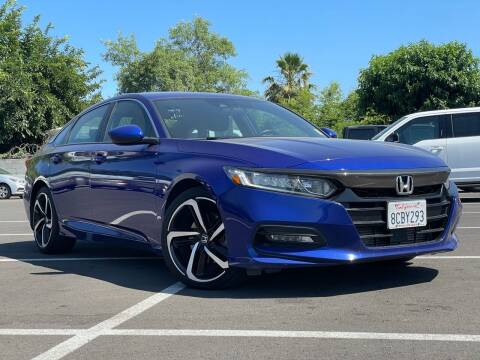 2018 Honda Accord for sale at Used Cars Fresno Inc in Fresno CA