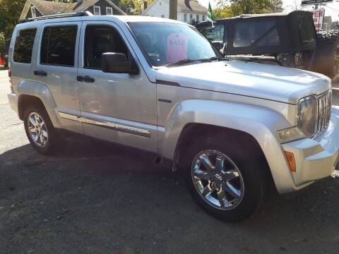 2012 Jeep Liberty for sale at Broad Street Auto in Meriden CT