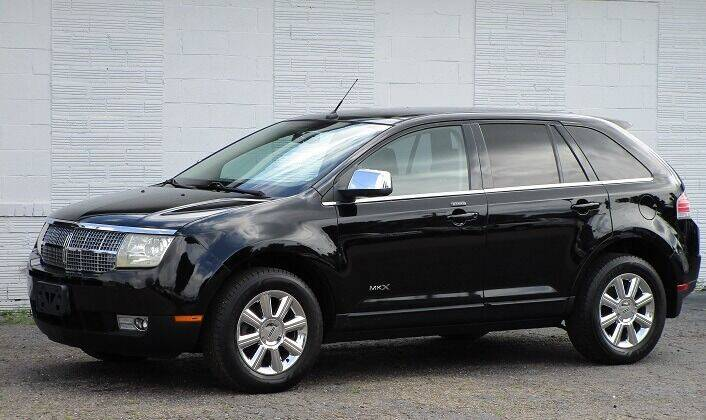 2007 Lincoln MKX for sale at Kohmann Motors & Mowers in Minerva OH