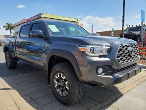 2021 Toyota Tacoma for sale at CARCO SALES & FINANCE #3 in Chula Vista CA