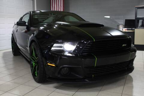 2014 Ford Mustang for sale at SHAFER AUTO GROUP in Columbus OH