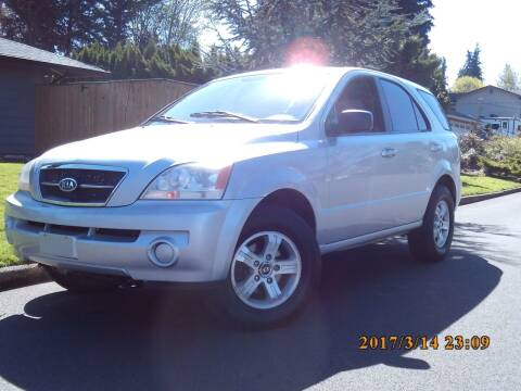 2005 Kia Sorento for sale at Redline Auto Sales in Vancouver WA