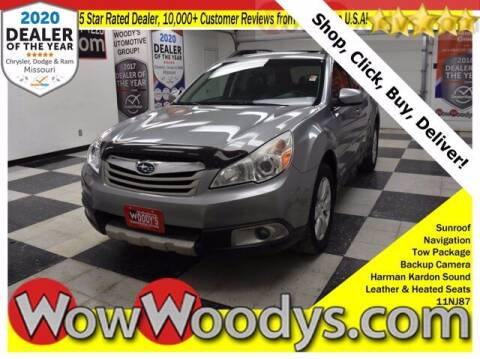 2011 Subaru Outback for sale at WOODY'S AUTOMOTIVE GROUP in Chillicothe MO