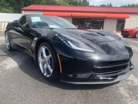 2015 Chevrolet Corvette for sale at CON ALVARO ¡TODOS CALIFICAN!™ in Columbia TN