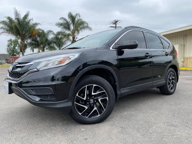 2016 Honda CR-V for sale at Imports Auto Outlet in Spring Valley CA