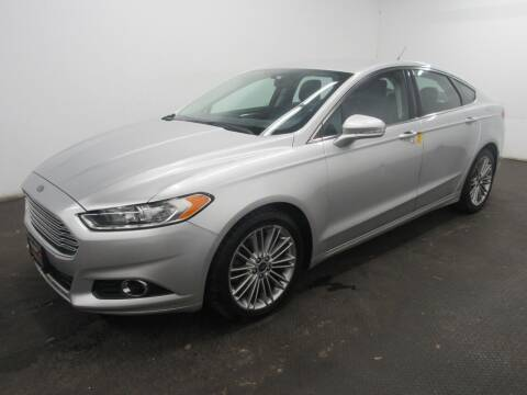2015 Ford Fusion for sale at Automotive Connection in Fairfield OH