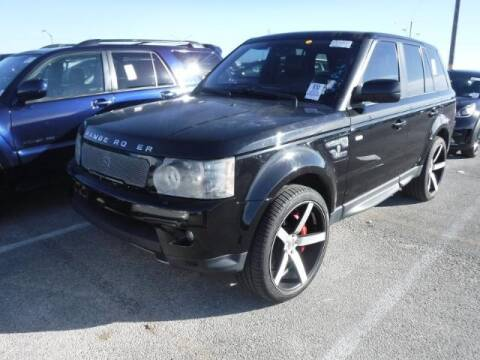 2013 Land Rover Range Rover Sport for sale at Adams Auto Group Inc. in Charlotte NC