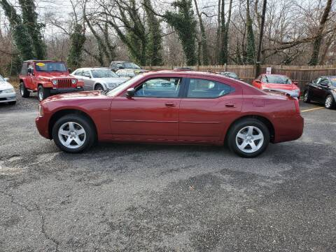 2008 Dodge Charger for sale at CANDOR INC in Toms River NJ